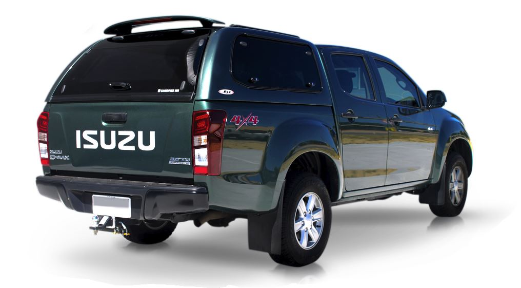RFM 4x4 199 Logan Road Woolloongabba Image Canopies   RFM4x4 SJS Canopy Isuzu Dmax   Recreation Fleet and Mining
