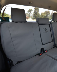 RFM 4x4 199 Logan Road Woolloongabba Image Seats & Seat Covers   RFM4x4 BLack duck CANV Seat Covers 238x300   Recreation Fleet and Mining