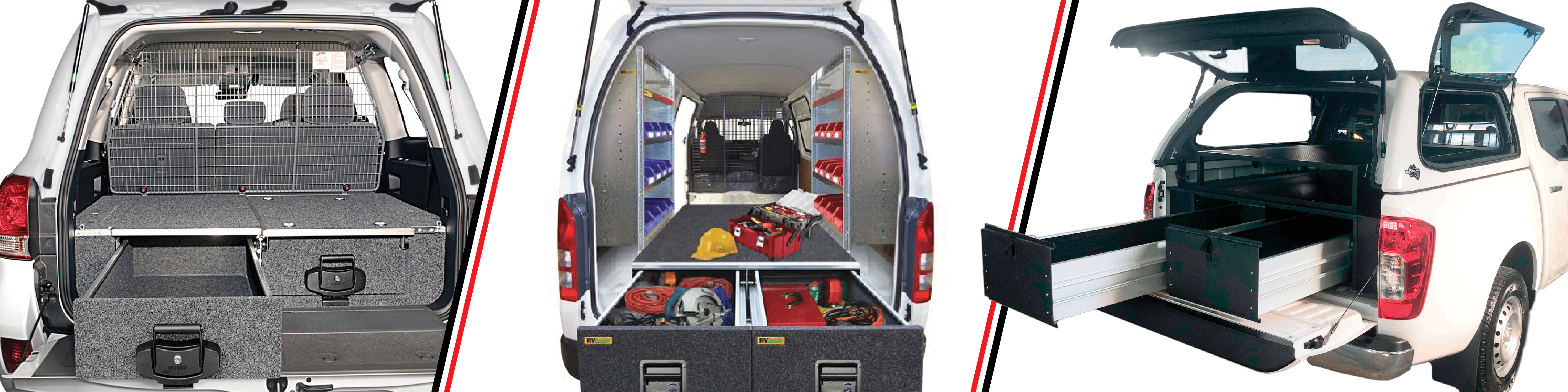 RFM 4x4 199 Logan Road Woolloongabba Image Drawer Systems   RFM4x4 Drawer Systems 1   Recreation Fleet and Mining