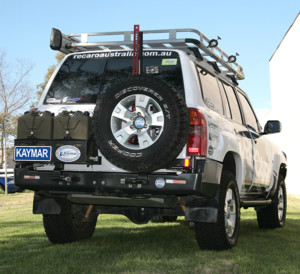 RFM 4x4 199 Logan Road Woolloongabba Image Rear Bars   RFM4x4 Kaymar Rear Protection Bar 300x274   Recreation Fleet and Mining
